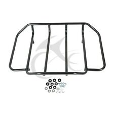 Motorcycle Tour Pak Carrier Luggage Rack Rail For Harley Road King Glide Touring