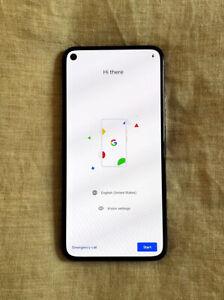 Google Pixel 5 (128GB/Just Black/Unlocked)
