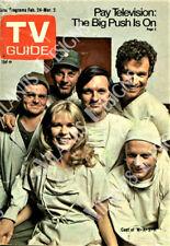 Mash TV Guide Fridge Magnet 2 x 3