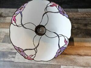 Große TIFFANY Deckenlampe Lampe 45 cm