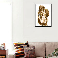 DIY Diamond Painting Boys Girls kiss Embroidery Cross Stitch Mosaic Home DecorHI