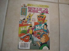 Vintage 1991 Harvey Rock Comics - New Kids on the Block special issue #1