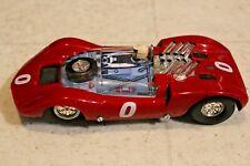 Monogram or Eldon Elva McLaren 1/24 scale slot car Vintage