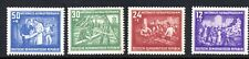 Germany - East (3895)  !952 National Reconstruction Fund set Lightly mounted