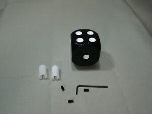 black dice shifter handle shifter lever dice shifter knob custom shifter gmc c10