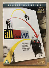 [Uk Import] All About Eve (Dvd, 2005, Full Screen) Region 2