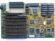 386 OPTI Motherboard w/ AMD Am386DX-40 + 4 MB RAM + 64 KB Cache ISA weitek ready