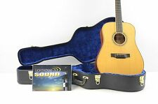 Larrivee D-05E-12 12 String Acoustic/Electric Guitar - Natural w/ Case