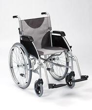 Ultra Lightweight folding self propel wheelchair quick release wheels EX DEMO