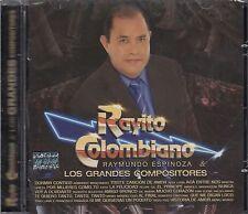 Rayito Colombiano Raymundo Espinoza & Los Grandes Compositores CD New Nuevo