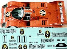 Porsche 956 962 Jägermeister BELLOF #1 1:24 Pegatina Adhesivo