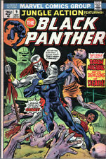 Jungle Action #9 Black Panther/Baron Macabre (Marvel 1974) - NO STOCK IMAGES