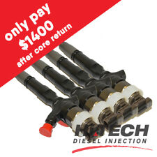 INJECTOR SET for Toyota Hilux & Prado 1KD-FTV 3.0L Euro 095000-7780 23670-30280