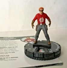 HeroClix ELSEWORLD #012  KID FLASH ( JUSTICE RIDER )  DC