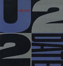 U2 2 Date 1989 UK promotional-only sampler Vinyl LP Record U22D1 EXCELLENT CONDI