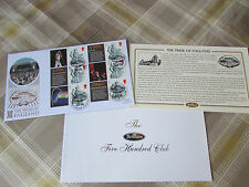 Pride of ENGLAND Wembley an Exiting New Era BENHAM Gold 500 Club FDC / Cover