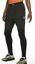 Nike Running Wild Run Hybrid FLEX Pants Training Fitness BV5576 Green Orange M