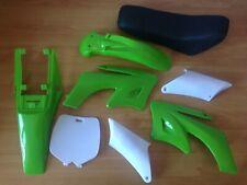 carena + sella minimoto completa mini moto cross 49cc modello orion apollo  sdk