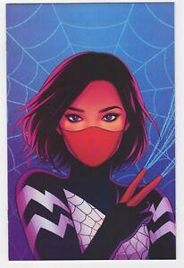 Marvel's Silk #1 Jen Bartel Virgin Variant NM
