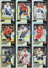 U PICK EM LOT 2017-18 17-18 O-Pee-Chee OPC Platinum Retro Rainbow base RC cards