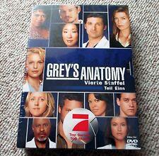 Grey's Anatomy - Die jungen Ärzte - Die 4. Staffel - Teil 1 (2009)