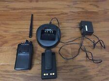 Vertex Standard by Motorola VX-261 VHF 136-174 5-Watt 16Ch: VX231 CP200 BPR40