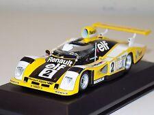 1/43 Minichamps Alpine Renault A442B car #2 24 Hours LeMans 1978 Pironi Jaussaud