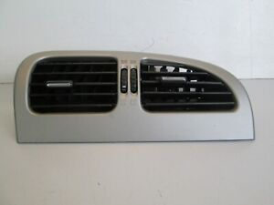2000-2006 LINCOLN LS CENTER DASH VENTS AC HEATER A/C HEAT VENT ASSY OEM SILVER