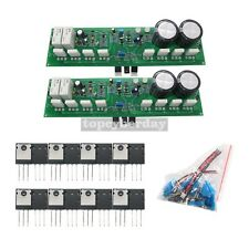 TTA1943+TTC5200  PR-800 Class AB Professional Stage Amplifier Board 1000W
