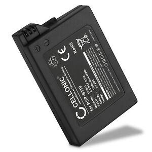 Batteria per Sony PSP Slim & Lite (PSP-2000 / PSP-2004) 1200mAh