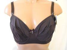 Parfait Bra 34F  New Brown Java Intimates Women Unlined Underwire Wire