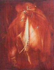 Archiguille - Abstrait - Huile sur toile