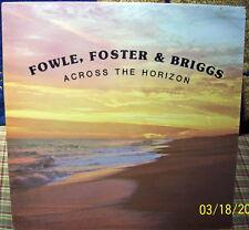 FOWLE, FOSTER & BRIGGS  Across the Horizon  /  ORIGINAL 1981 US LP SEALED Mint!