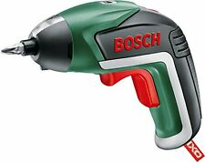 Bosch IXO Cordless Lithium-Ion Screwdriver with 3.6 V Battery, 1.5 Ah