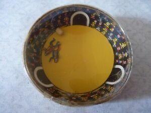 Vintage Magico Rub-It Clown Friction Toy