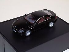 1/43 Minichamps BMW 650 Coupe Daler Edition in Black