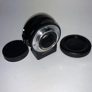 """MINT"" Nikon FT1 Mount Adapter for F-Mount Lens to Nikon 1 Series #210319n"
