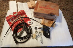 1959 Ford windshield washer kit, NOS! B9A-17530-A Fairlane Galaxie