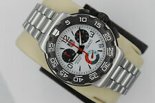 Tag Heuer CAC1111.BA0850 Formula 1 White Chronograph Watch Mens Black Mint Dial