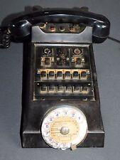 ANCIEN TELEPHONE  STANDARD A CADRAN  EN BAKELITE ERICSSON A RENOVER DECO RETRO