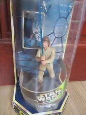 Star Wars Force épica Giratorio: Bespin Luke Skywalker Figura 1998 Kenner Sin Abrir