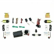 3 Function 35lbs Alarm Remote Shaved Door Popper Kit