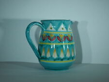 Brocca Dipinta a mano VIETRI Pitcher Hand painted Vietri Made in Italy