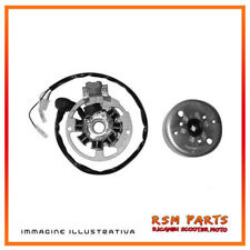 6620700 Stator and flywheel Complete Cables Long Polaris Predator 50 04 | 06