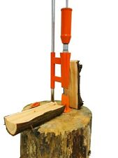 Forest Master Manual Smart Log Splitter and Kindling Axe Wood Chopper and Cutter