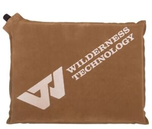 WILDERNESS TECHNOLOGY SELF INFLATING SEAT PAD - BRAND NEW