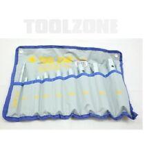 8 Pc Metric Tubular Box Spanner Set 6mm - 22mm Spark Plug Spanner Wrench