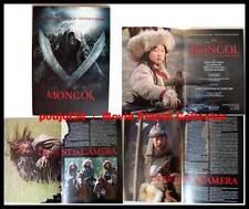 MONGOL - Genghis Khan - DOSSIER DE PRESSE / FRENCH PRESSBOOK