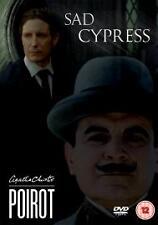 Agatha Christie Poirot Sad Cypress DVD David New Sealed Original UK Release R2