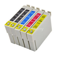 5 XL für Epson Stylus D78 D92 D120 S20 DX4400 S21 SX110 SX115 SX100 SX105 SX215